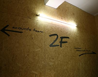 Osb & signage office 1F-3F