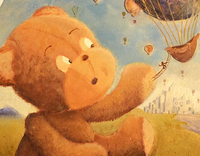 A Teddy Bear's Adventure