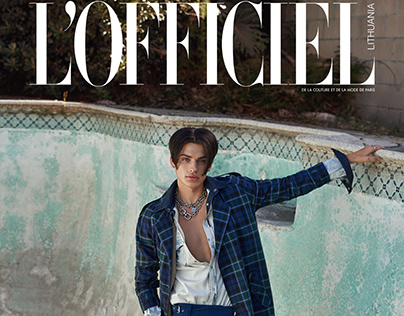 Directly from Los Angeles - L'Officiel Lithuania