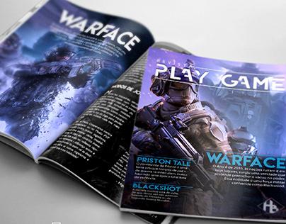 PLAY GAME | Revista / Magazine