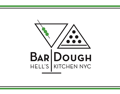 BarDough Hell's Kitchen Identity