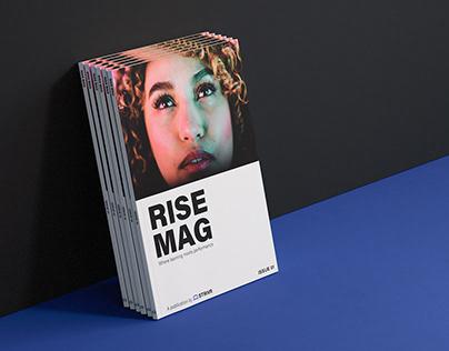 Strivr, Rise Mag