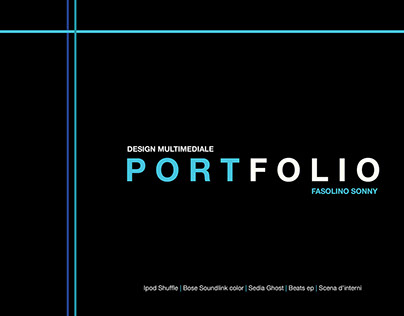 PORTFOLIO Design Multimediale