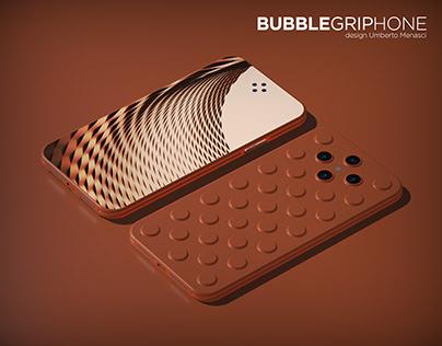 BUBBLE GRIP PHONE