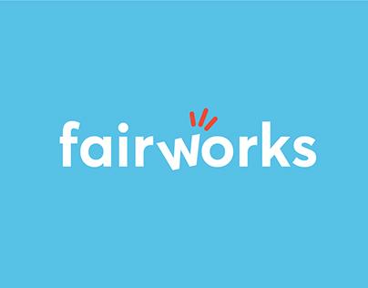 Fairworks Brand Identity