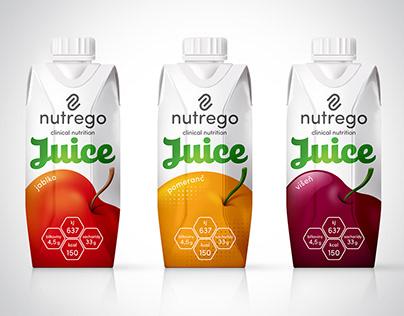 nutrego clinical juice