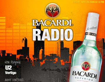 Bacardi Internet Radio