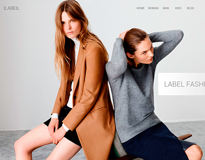 Label online shop