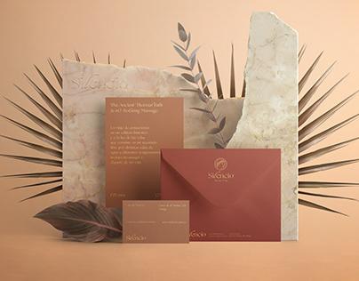 Silencio® | Spa Complex Branding
