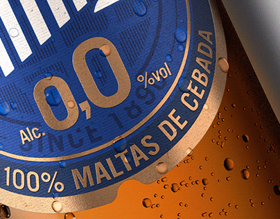Cervezas San Miguel | CGI for advertising campaign