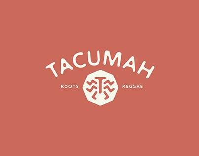Brand identity redesign for Tacumah