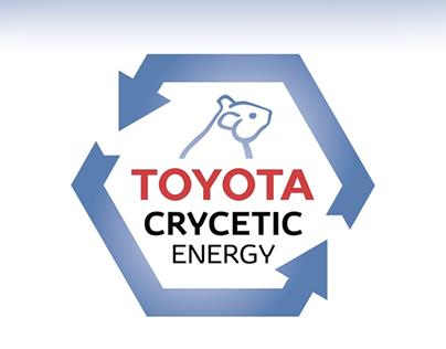 TOYOTA   Crycetic Energy