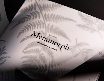 METAMORPH | Magazin