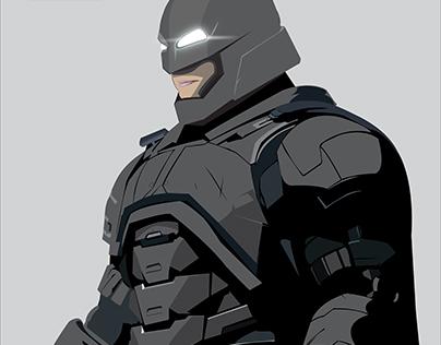 Batman Vector Practice