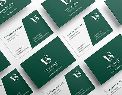 Slick Design For Business Card