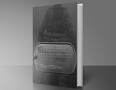 The Things They Carried - Book Design