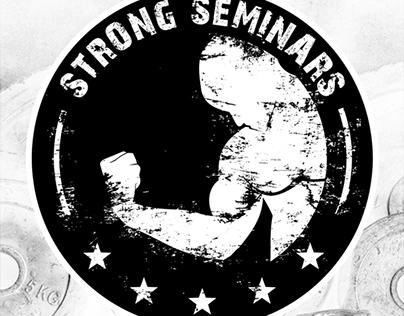 Logo firmy organizującej szkolenia sportowe.