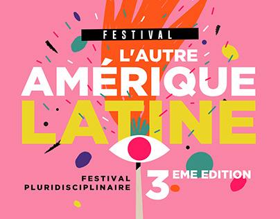 FESTIVAL L'AUTRE AMÉRIQUE LATINE