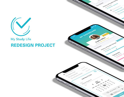 My Study Life Redesign Project