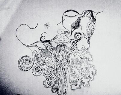 Doodle, Bearded King