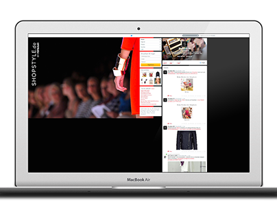 ShopStyle DE - Social Media Marketing
