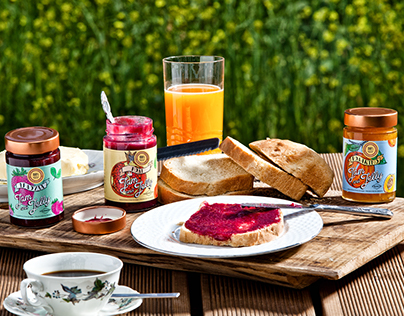 Jam and Jelly spreads