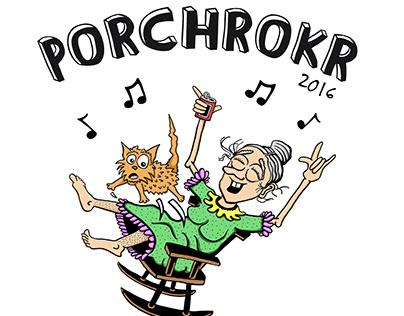 PorchRokr Music Festival 2016