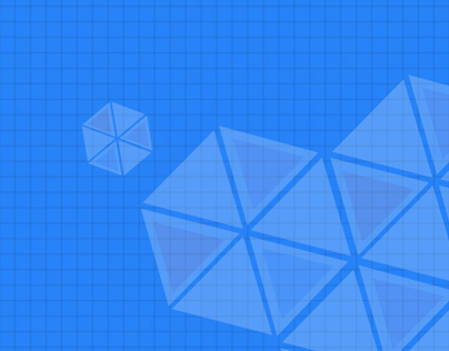 Grids with Basic geometry Shapes