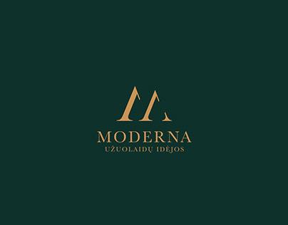 Moderna Logo! / M Logo