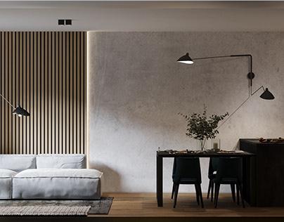 Apartament na Bielanach-Warszawa