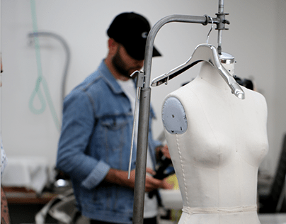 Michael Costello Fashion House PPE Video