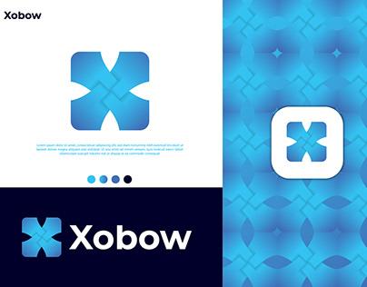 Xobow Logo Design | X Mark | X Letter Logo