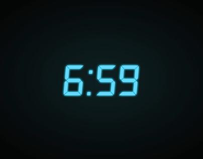 6:59 - Curta Metragem