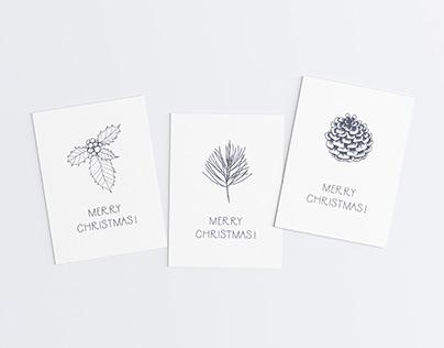 Christmas cards   Vol. 1