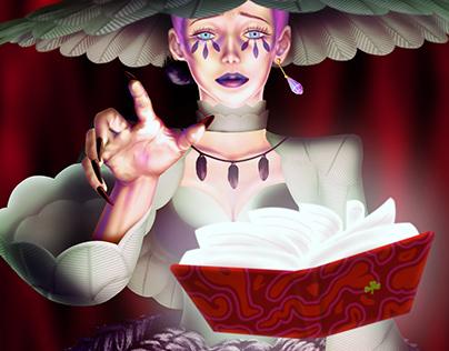 Fanart: Witch Queen of Black Clover