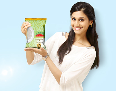 Lalitha Brand Rice Rava New Product Package