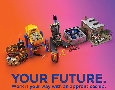 BUILD, SHAPE AND DESIGN YOUR FUTURE