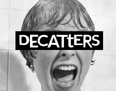Decatters, a movie posters gang bang