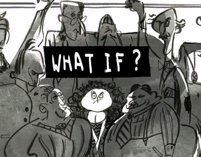 What if...? Inktober 2016