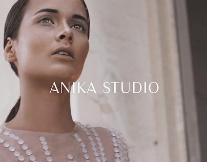 Anika studio | identity