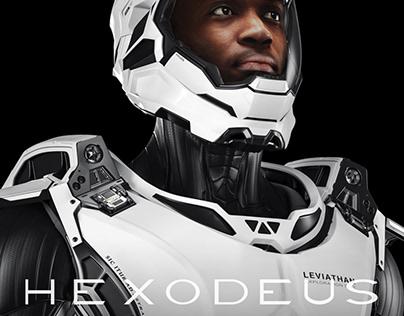 Hexodeus - Leviathan Exploration Suit