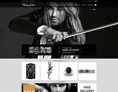 Thomas Sabo conceptual design - 2013
