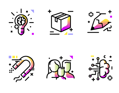 Colorful Icons | Work in Progress