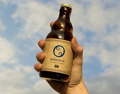 Cerveza Romanze | Branding y publicidad