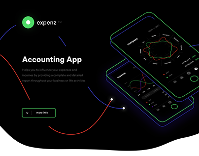 Expenz - Accounting App