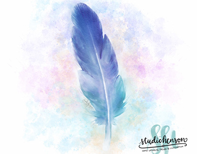 Feather, Practice