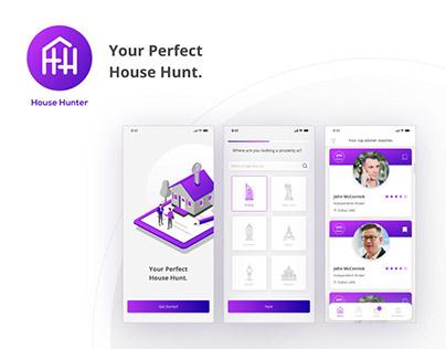 House Hunter - Property Adviser App.
