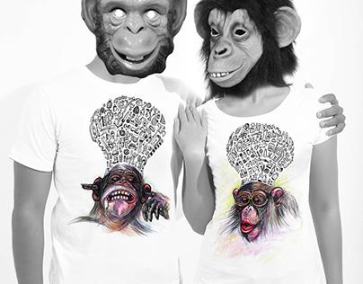 T-shirt illustration 2005-2015