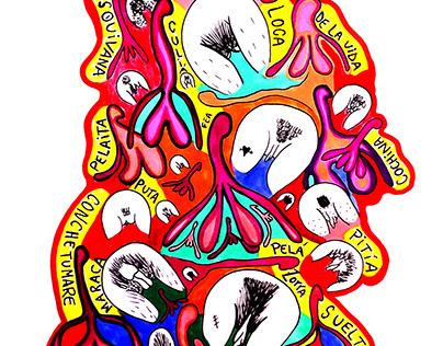 Vulvas en cuarentena