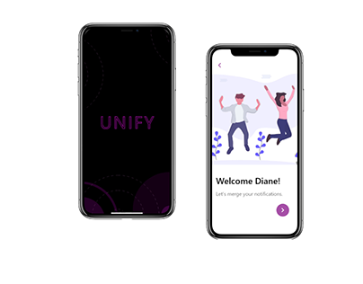 UNIFY: AN APP THAT MERGES ALL NOTIFICATIONS TOGETHER